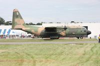 2458 @ DAY - Brazilian Air Force FAB C-130 - by Florida Metal
