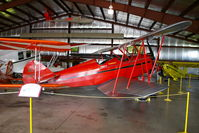 N140Y @ WS17 - At the EAA Museum - by Glenn E. Chatfield