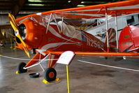 N258H @ WS17 - At the EAA Museum - by Glenn E. Chatfield