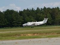 N173S @ GWW - Touch and go at Goldsboro Wayne - by George Zimmerman