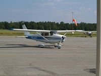 N1431Y @ GWW - Fuel stop @ Goldsboro-Wayne - by George Zimmerman