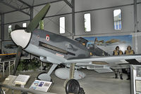 14753 - Bf-109G - by Volker Hilpert