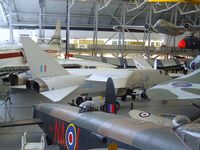 XR222 - BAC TSR-2 at the Imperial War Museum, Duxford