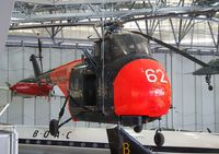 XK936 - Westland WS-55-2 Whirlwind HAS7 at the Imperial War Museum, Duxford