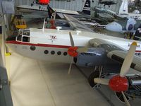 G-ANTK - Avro 685 York C1 at the Imperial War Museum, Duxford