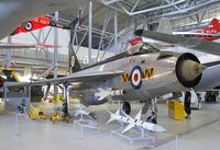 XM135 - English Electric Lightning F1 at the Imperial War Museum, Duxford