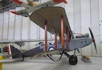D5649 - DeHavillland D.H.9 at the Imperial War Museum, Duxford