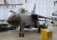 ZA465 - Panavia Tornado GR1B at the Imperial War Museum, Duxford