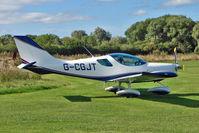 G-CGJT @ EGBD - CZAW Sportscruiser at Derby Eggington