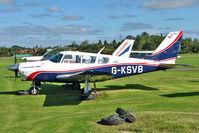 G-KSVB @ EGBD - 1967 Piper PIPER PA-24-260, c/n: 24-4657 at Derby Eggington