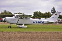 D-ENEA - German Registered Cessna at 2010 Abbots Bromley Fly-In