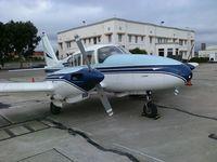 N6480Y @ KOAK - At Business Jet Center - by 2003 SJSU Graduate