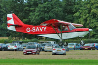 G-SAVY - Savannah Jabiru at Abbots Bromley Fly-In