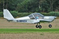 G-MKEV - Cosmik EV-97 Eurostar at Abbots Bromley Fly-In