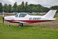 G-DEBT - PIONEER 300, c/n: PFA 330-14291 at Abbots Bromley Fly-In