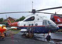 XW241 - Aerospatiale SA.330E Puma at the Farnborough Air Science Trust
