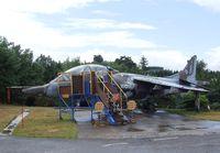 XW934 - Hawker Siddeley Harrier T4 at the Farnborough Air Sciences Trust