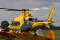 G-RSCU @ EGBK - Warwickshire & Northamptonshire Air Ambulance - by Chris Hall