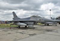 J-641 @ LHKE - F-16AM - by Volker Hilpert
