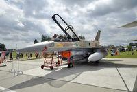 882 @ LHKE - F-16I - by Volker Hilpert
