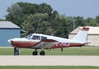 C-FVLA @ KOSH - Piper PA-28-140 - by Mark Pasqualino