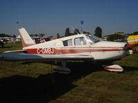 C-GMBJ @ KOSH - Piper PA-28-140 - by Mark Pasqualino