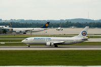 D-ABRE @ EDDM - Munich International Airport (Franz Josef Strauß International Airport), Munich Germany - by Ecker Andreas