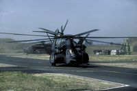 162509 @ LBPG - two days after the WTC attack the US Navy withdraw its helos from the Co-operative Key exercise in Bulgaria.