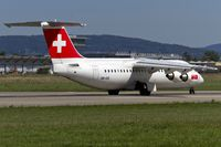 HB-IXS @ LFSB - departure from Basel - by Friedrich Becker