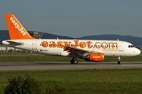 G-EZIY @ LFSB - departure from Basel - by Friedrich Becker