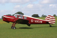 G-AKIN @ EGBK - at the Sywell Airshow - by Chris Hall