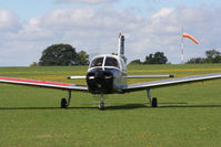 G-SIXT @ EGBK - at the Sywell Airshow - by Chris Hall