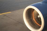 N545UA @ KBOS - United Airlines Boeing 757-222, N545UA starting #2 KBOS. - by Mark Kalfas