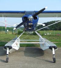 N5362X @ EDTF - Piper PA-18A