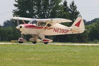 N2390P @ OSH - Departing Airventure 2010 - Oshkosh, Wisconsin - by Bob Simmermon