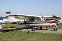 C-GVBG @ CNC3 - A retractable gear Cessna 177 - by Duncan Kirk
