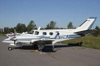 N72MJ @ BQR - The Duke is such a sleek aircraft - by Duncan Kirk