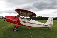 N14768 @ IA27 - Fairchild 22 C7D - by Mark Pasqualino