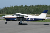 C-GHXP @ CNY3 - Arriving at Collingwood - by Duncan Kirk