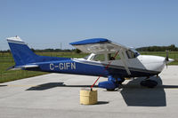 C-GIFN @ CNY3 - Sharp looking 172 seen at Collingwood, ON - by Duncan Kirk