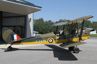 C-GSTP @ CNV8 - This Tiger Moth is part of a collection based at Edenvale, ON - by Duncan Kirk