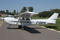 C-GBFR @ CNV8 - Cessna 172 at Edenvale where there's a nice restaurant! - by Duncan Kirk