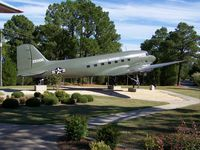 44-76462 @ KPOB - C47 at final resting museum - by J.B. Barbour