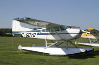 C-GDYQ @ CNJ4 - One of many 185's at this airfield - by Duncan Kirk