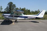 N888RG @ 7G0 - Nice Cessna Cutlass - by Duncan Kirk