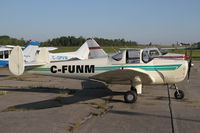 C-FUNM @ CNF4 - Ercoupe readying to fly at Lindsay, ON - by Duncan Kirk