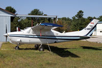 C-GMOT @ CYQA - Probably not registered to the Ministry Of Transport - by Duncan Kirk