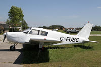 C-FUBC @ CNA3 - Barrie/Springwater is an airfield and golf driving range! - by Duncan Kirk