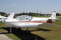 C-FBPG @ CNA3 - Interesting wings - by Duncan Kirk