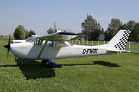 C-FWOI @ CNA3 - Cessna 172F, s/n 17252796 - by Duncan Kirk